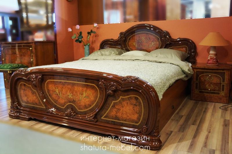 спальня шатура мебель фото цена