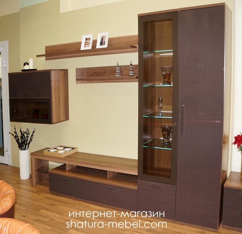 шатура мебель Rimini Choco