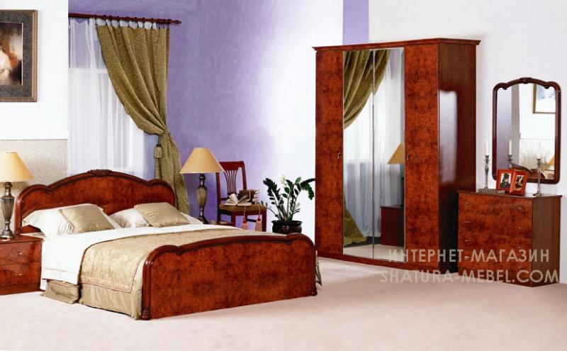Спальня Тиффани : купить спальню от производителя.